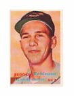 1957 Topps Brooks Robinson Baltimore Orioles #328 Baseball Card