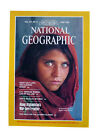 National Geographic 1980-1999 Magazine Back Issues