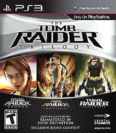 PLAYSTATION-3-TOMB-RAIDER-TRILOGY-NEW-3-GAMES-IN-ONE-LEGEND-UNDERWORLD-ANNIVER