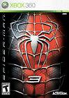Spider-Man 3 (Microsoft Xbox 360, 2007)