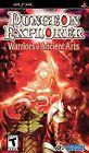 Dungeon Explorer: Warriors of Ancient Arts (Sony PSP, 2008)