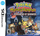 Pokemon Mystery Dungeon: Explorers of Darkness Video Games