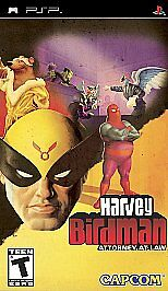 Harvey Birdman: Attorney at Law (PSP) 1