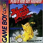 Black Bass Lure Fishing (Nintendo Game Boy Color, 1999)