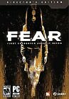 F.E.A.R.: First Encounter Assault Recon -- Director's Edition DVD (PC, 2005)