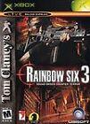 Tom Clancy's Rainbow Six 3 (Microsoft Xbox, 2003)