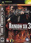Game-Tom-Clancy-039-s-Rainbow-Six-3-Microsoft-Xbox-Excellent-Condition