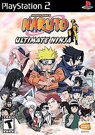 Naruto: Ultimate Ninja  (Sony PlayStatio...