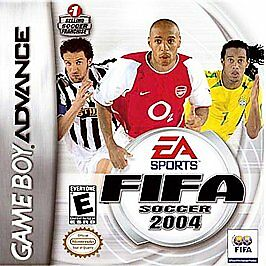 FIFA-Soccer-2004-GBA-Great-Condition-Fast-Shipping