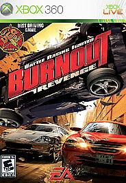 Burnout: Revenge (Microsoft Xbox 360, 2006)