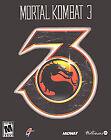 Mortal Kombat 3 PC Video Games