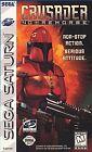 Crusader: No Remorse (Sega Saturn, 1996)