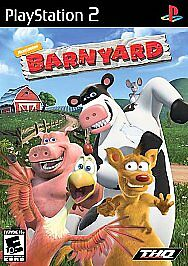 barnyard sony playstation 2 2006 ebay
