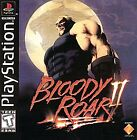 Bloody Roar II: The New Breed  (Sony PlayStation, 1999) (1999)