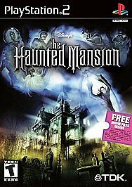 The Haunted Mansion - $3.96
