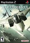 Ace Combat 5: The Unsung War (Sony PlayStation 2, 2004)