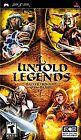 Untold Legends: Brotherhood of the Blade (Sony PSP, 2005) - European Version