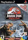Jurassic Park: Operation Genesis (Sony PlayStation 2, 2003)