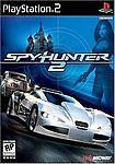 SpyHunter-II-playstation-2-COMPLETE-Spy-Hunter-race-n-shoot-racing-shooter-game