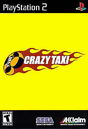 NEW-PS2-Crazy-Taxi-SEALED