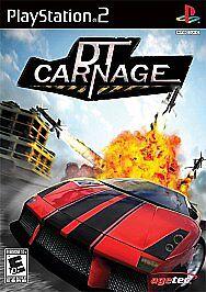DT Carnage - PlayStation 2