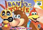Nintendo 64 Banjo-Tooie Boxing Video Games