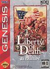 Liberty or Death (Sega Genesis, 1994)