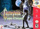 Castlevania: Legacy of Darkness (Nintendo 64, 1999)
