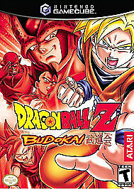 Dragon Ball Z Budokai Nintendo Gamecube 2003 For Sale Online Ebay