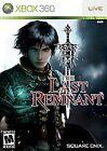 The Last Remnant (Microsoft Xbox 360, 2008)
