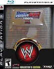 WWE SmackDown vs. Raw 2009 (Collector's Edition)  (Sony Playstation 3, 2008) (2008)