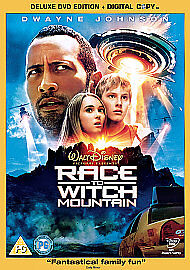 Race To Witch Mountain DVD 2009 - <span itemprop=availableAtOrFrom>WESTON SUPER MARE, Somerset, United Kingdom</span> - Race To Witch Mountain DVD 2009 - WESTON SUPER MARE, Somerset, United Kingdom