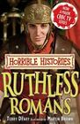Ruthless Romans by Terry Deary (Paperback, 2010)