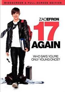 17 Again (DVD, 2009 Widescreen) Disc Only   23-70