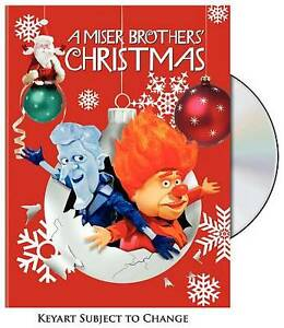 A Miser Brothers Christmas.Details About A Miser Brothers Christmas Deluxe Editi Dvd
