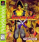 Soul Blade (Sony PlayStation 1, 1996)