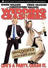 Wedding Crashers (DVD, 2006, Widescreen Uncorked Edition)
