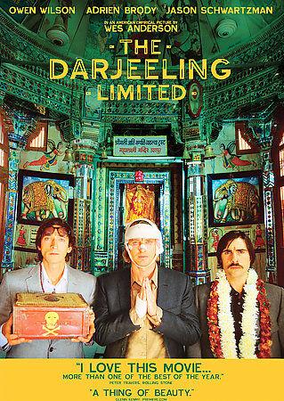 The Darjeeling Limited (DVD, 2008)