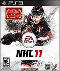 NHL 11  (Playstation 3, 2010)
