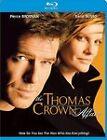 The Thomas Crown Affair (Blu-ray/DVD, 2010, 2-Disc Set)