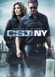 CSI-New-York-NY-Complete-5th-Fifth-Season-5-Five-NEW-7-DISC-DVD-SET