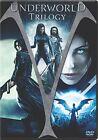 Underworld/Underworld: Evolution/Underworld: Rise Of The Lycans 3-Pack (DVD, 2009, 3-Disc Set)