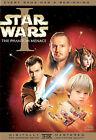 Star Wars Episode I: The Phantom Menace (DVD, 2005, 2-Disc Set, Widescreen Sensormatic)