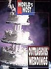 Worlds Most Outrageous Weddings (DVD, 2000)