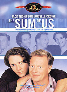 The Sum of Us (DVD, 2003, Widescreen & Full Frame) BRAND NEW SEALED FREE SHIP