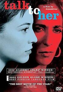 Talk-to-Her-Hable-con-Ella-Excellent-DVD-Rosario-Flores-Dario-Grandinetti-Le