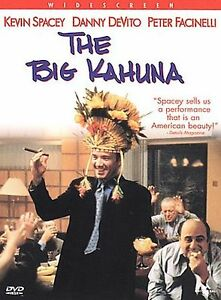 The-Big-Kahuna-DVD-2000-KEVIN-SPACEY-DANNY-DEVITO-MINT-DISC-W-INSERT