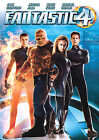 Fantastic Four (DVD, 2006, Dual Side)