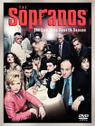 The Sopranos - The Complete Fourth Season (DVD, 2003, 4-Disc Set, Silver Foil Edition)