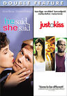 He Said, She Said/ Just a Kiss (DVD, 2008)
